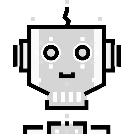 Icon Roboter