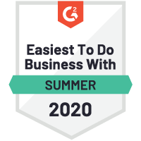 G2 - Checkmk Easy to do Business 2020