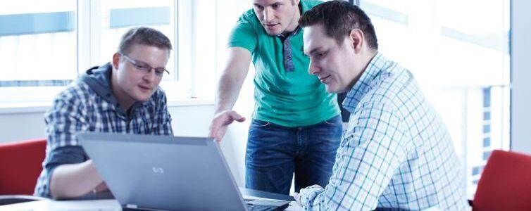 Das IT-Team von Knoblinger setzt auf Checkmk bei der IT-Überwachung
